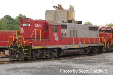 GNRR 8705