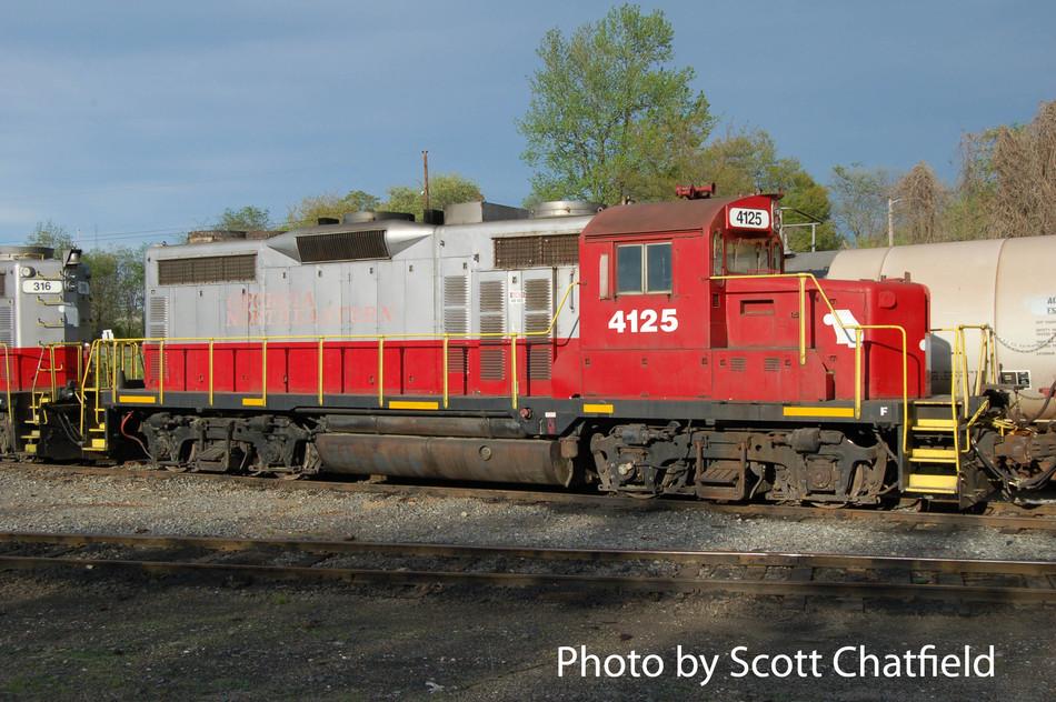 GNRR 4125