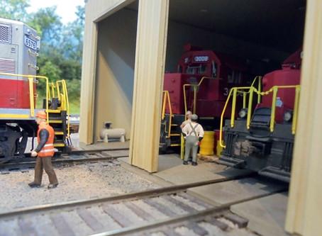 Model Railroading Live