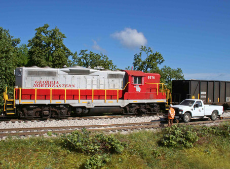 Model Railroad Photography