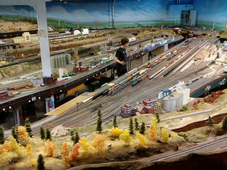 The Pasadena Model Railroad Club