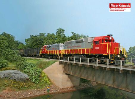 Great Model Railroads 2020