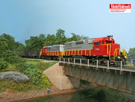Great Model Railroads 2020