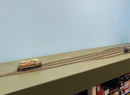 Alex Bogaski's Farmrail layout