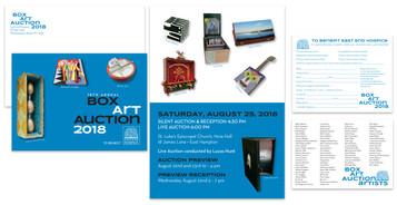 Box Art Auction 2018