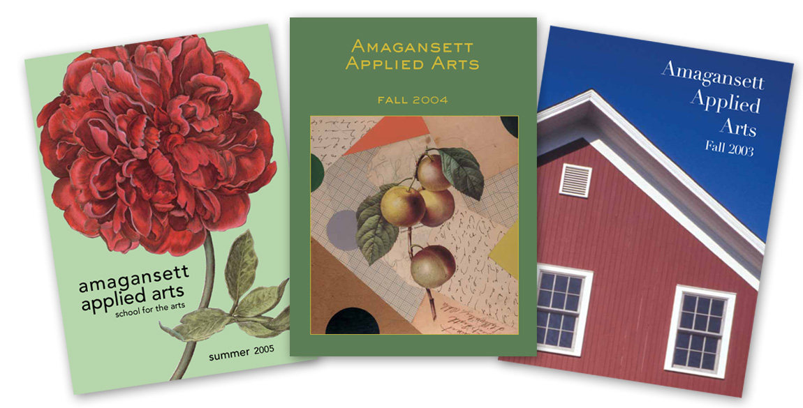 Amagansett Applied Arts Covers