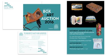 Box Art Auction 2016