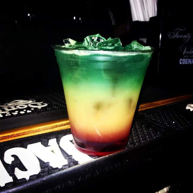Bob Marley Cocktail