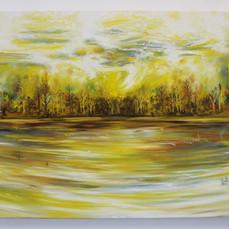 Yellow Treescape