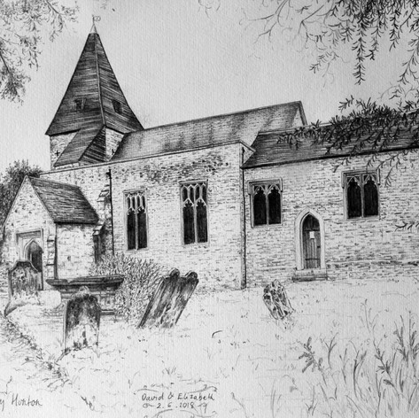 Hunton Church