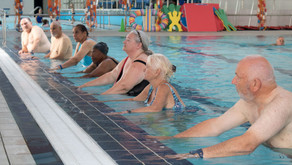 Swim England's Water Wellbeing programme