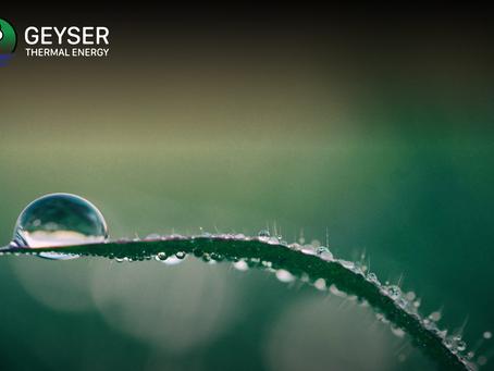 Partner Profile: Geyser Thermal Energy
