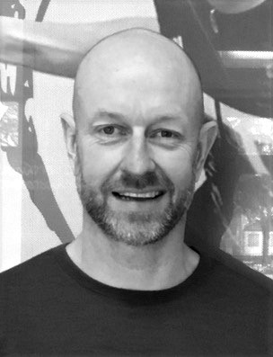 Tom Overton, Head of Community Sport at Sport Wales.