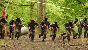 Should Paintball be an Olympic sport?