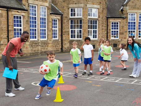 More exercise could help poorer pupils.