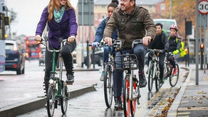 Leaders Progress Bold Active Travel Plans