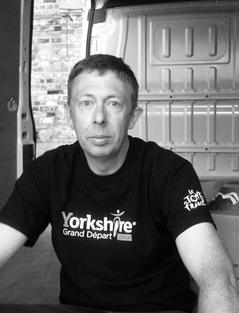 Tony Jameson-Allen, Sporting Memories Foundation