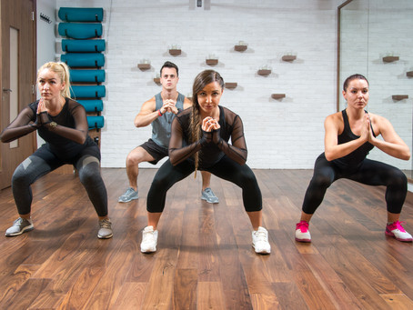 EMD UK, Launch their white paper entitled 'Sweating Your Assets: The value of group exercise.'