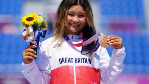 Olympics 2020 - The Success of Young Women Sends a Powerful Message.