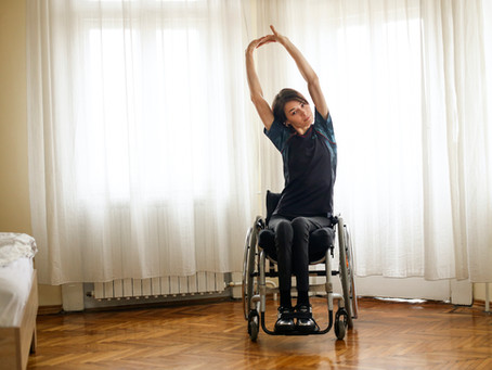 Everyone Can initiative will study fitness provision for people with disabilities.