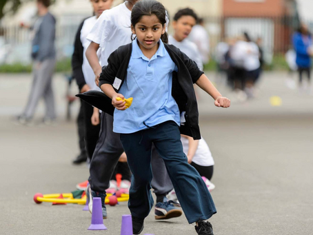 Bradford Children are more active with new framework