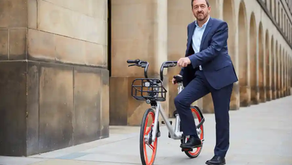 Chris Boardman appointed as Sport England Chair.