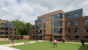 Active Campus: Loughborough University's New Student Village