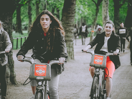 Women in UK cities have a positive perception of cycling, yet 73% never ride a bike