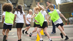£320m for kids physical activity