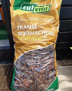 VOORDEELTUIN BOSKOOP-FRANSE HOUTSNIPPERS