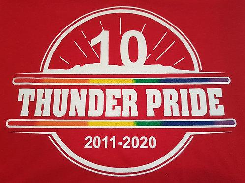 Commemorative 10th Anniversary T-shirt