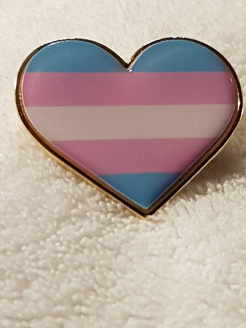 Trans Lapel Pins (one pin)