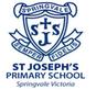 St Josephs Primary School, Springvale.png