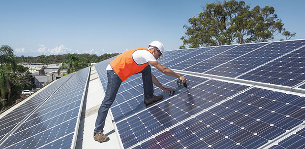 Energia solar painel fotovoltaico