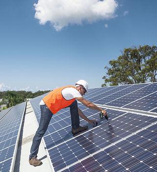 Instalacja słoneczna panel