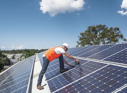 Solar Energy Grid Connection