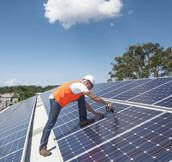 A couple of interesting energy articles: one on business solar - one on passive housing