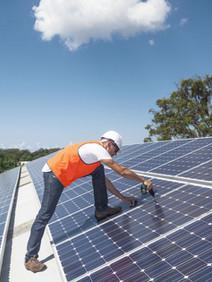 New Phase Energy - Solar Panel Installation