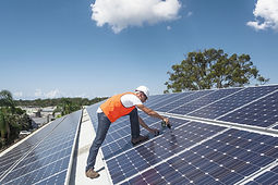 太陽能電池板安裝