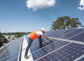 HIRING NOW: Solar Panel Installer