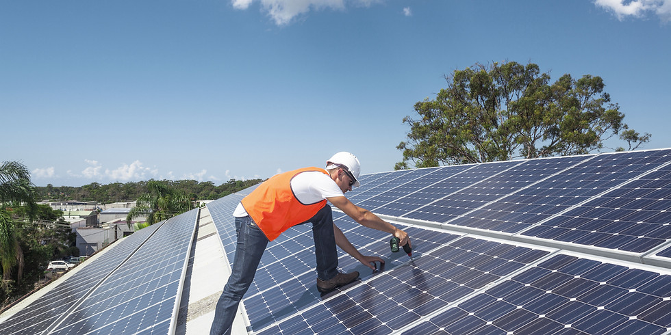 Certificate Course -Solar Panel Installation