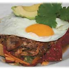 Jerk Chilaquiles