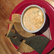 Miss Kitty's Cheesy Crab Dip
