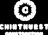 Construction Logo - Trans Back - White T