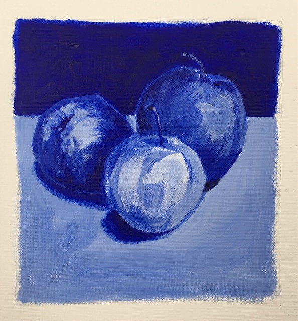 Winter Term - Anyone Can Paint