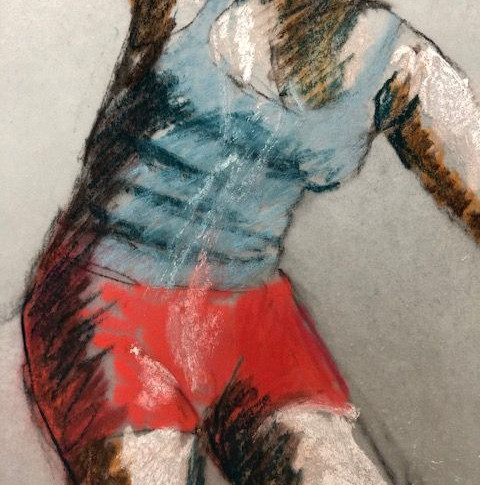 Drawing/painting the figure