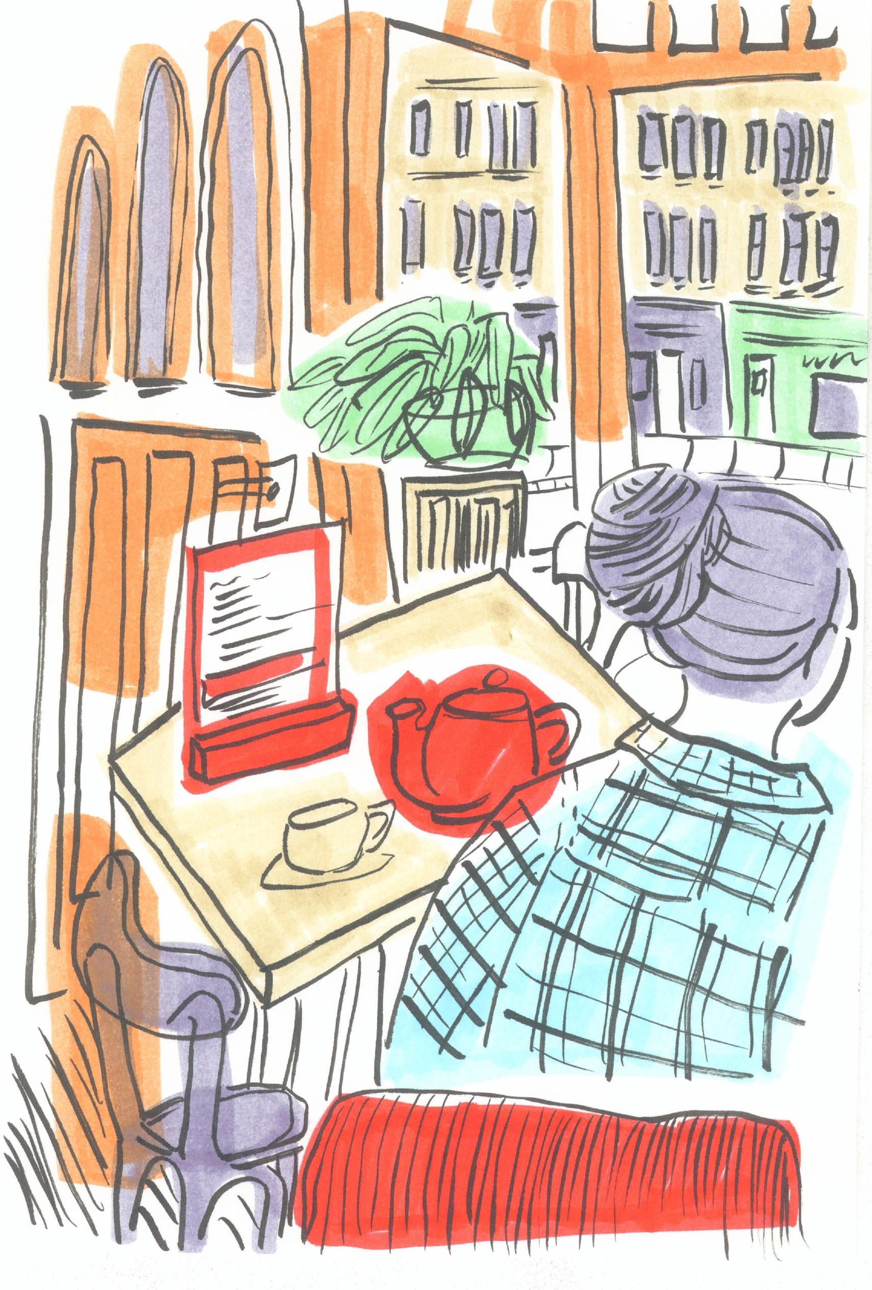 Winter Term - Illustration for Beginners