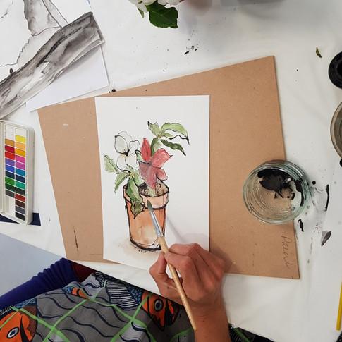 Ink Workshop