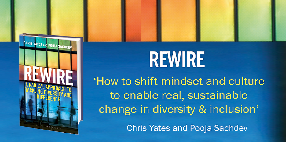 Rewire: A radial approach to tackling diversty and difference