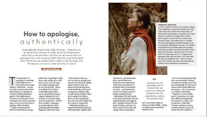 How to Apologise Authentically